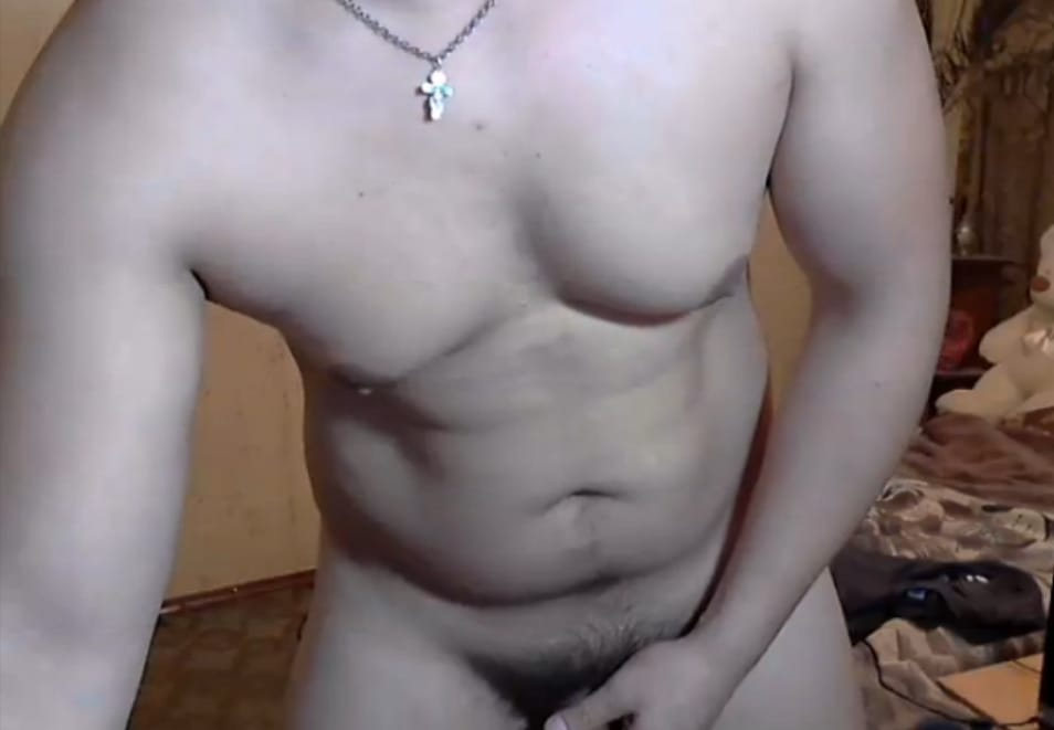 Gay Cam Boy Stripping