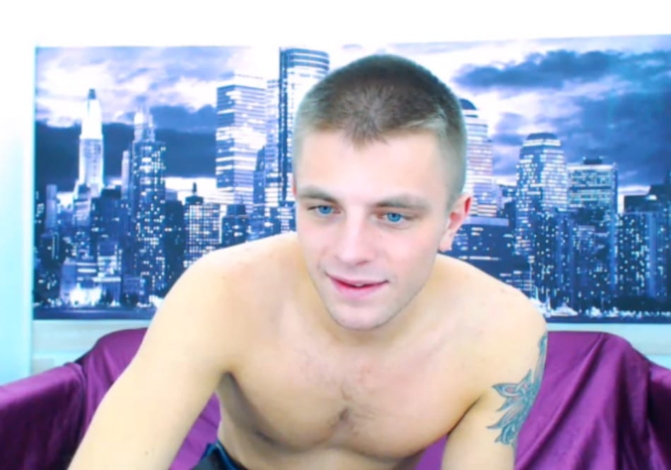 Nude Gay Webcam Boy