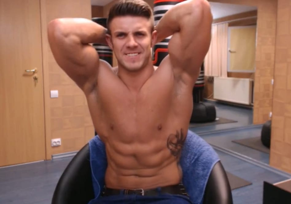 Muscle Cam Guy
