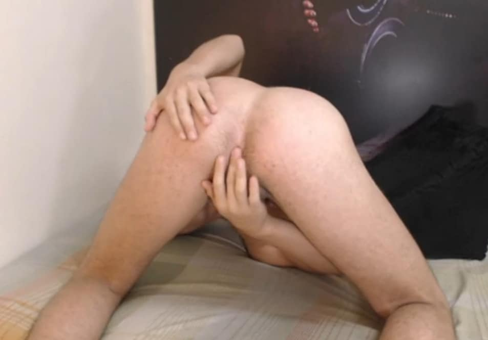 Nude Boy Webcam Show