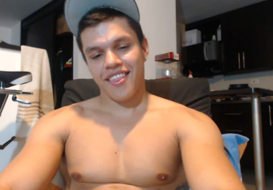 Muscle Gay Cam Boy