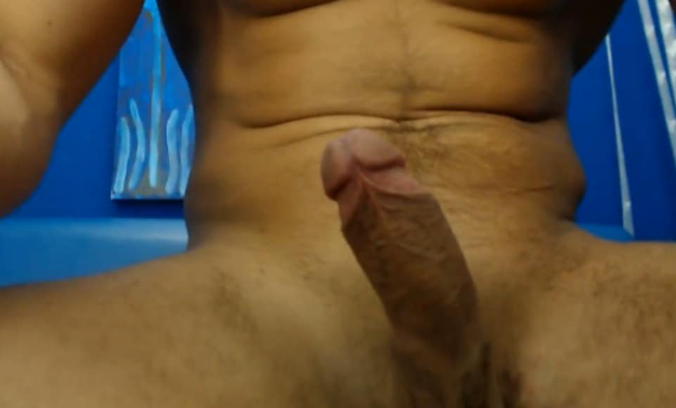 Nude Gay Cam Stud With Hard Cock