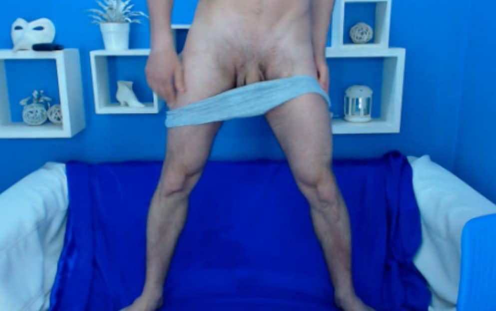 Gay Cam Boy Showing Cock