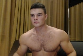 Sexy Webcam Hunk With A Big Cock