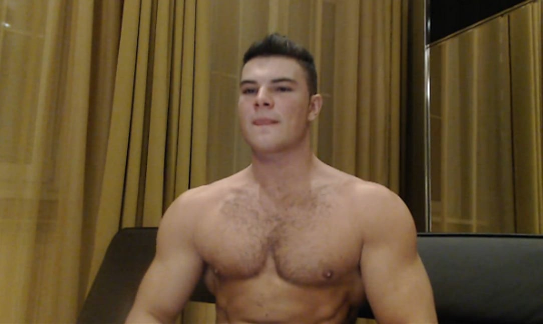 Hot Gay Cam Muscle Boy